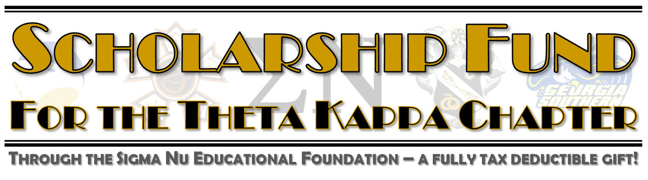 The Theta Kappa Scholarship Fund