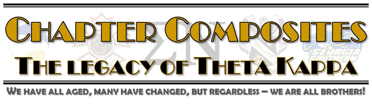 Theta Kappa Chapter Composites