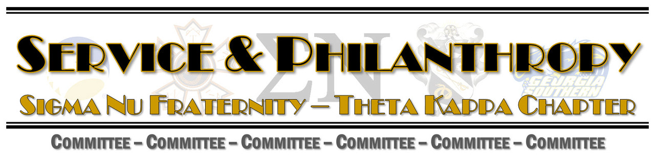 Community Service and Philanthropy Committee
