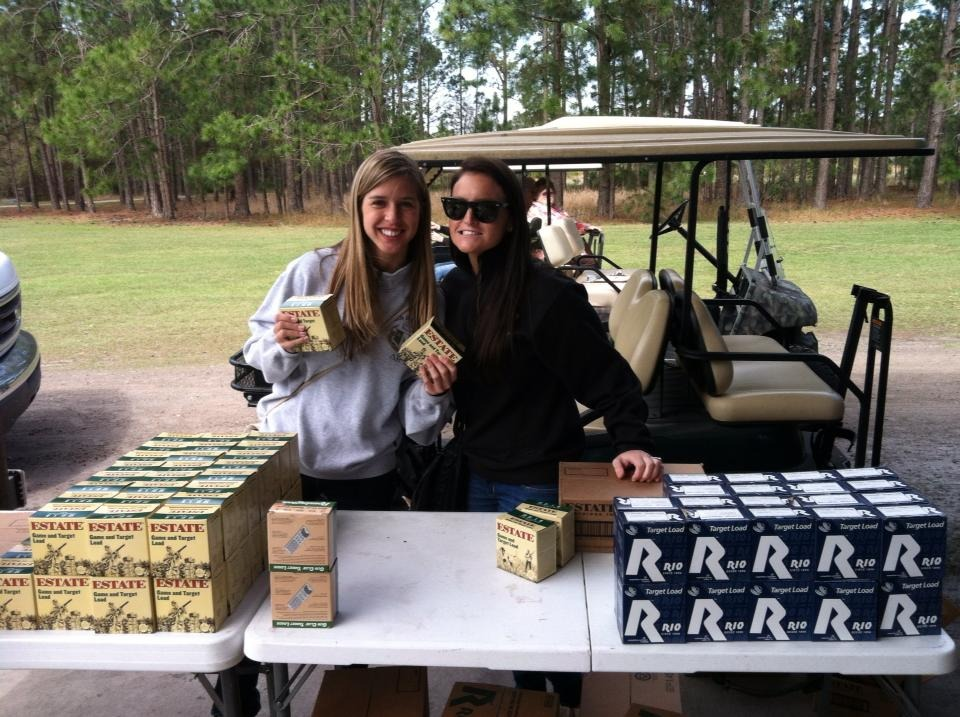 Children's Caner Center Clay Shoot