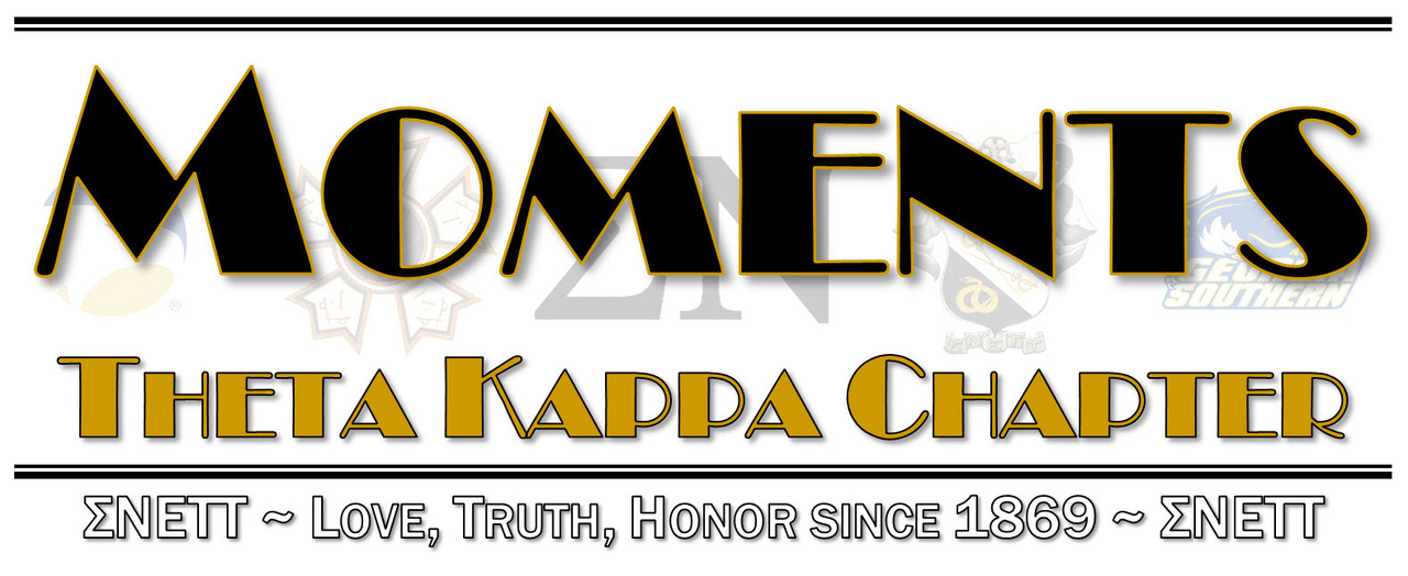 Theta Kappa Chapter Moments