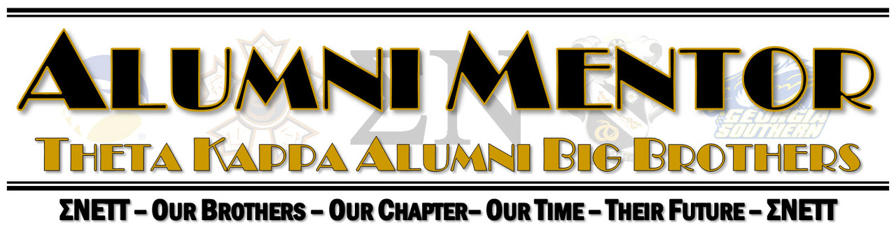 Alumni Mentor & Big Brother Program