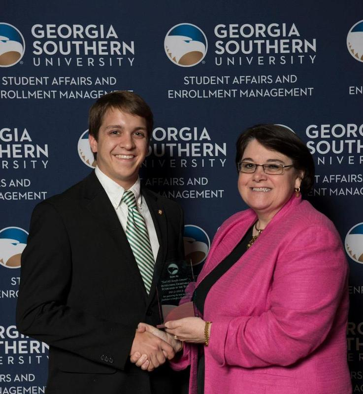 Sigma Nu receives Leadership Award