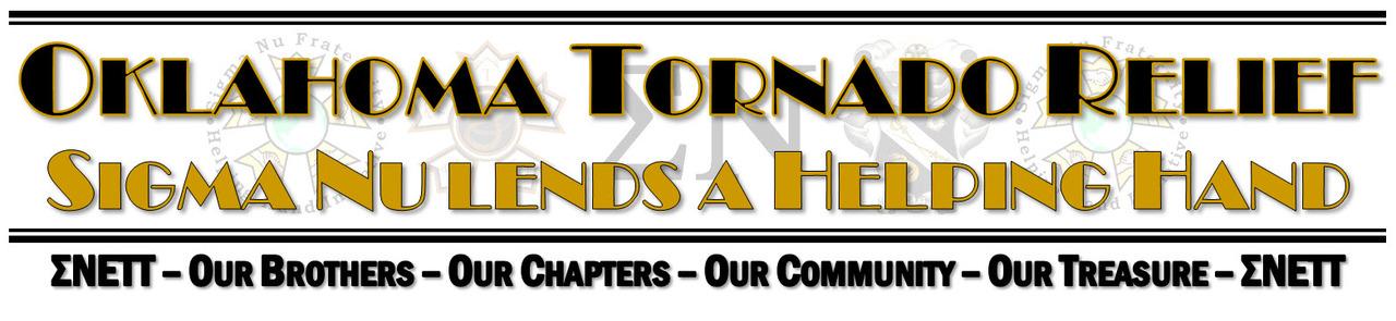 Oklahoma Tornado Relief 2013