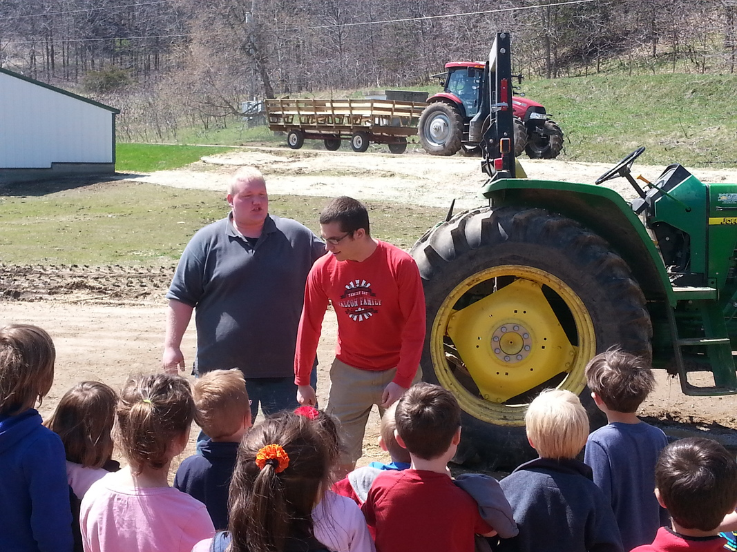 Farm Day - Tractor Safety