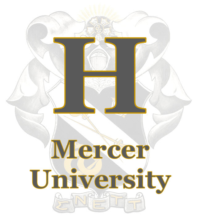 Eta - Mercer University Logo