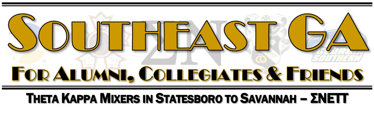 Southeast GA Area Mixers - Bringing Theta Kappa to your Hometown!
