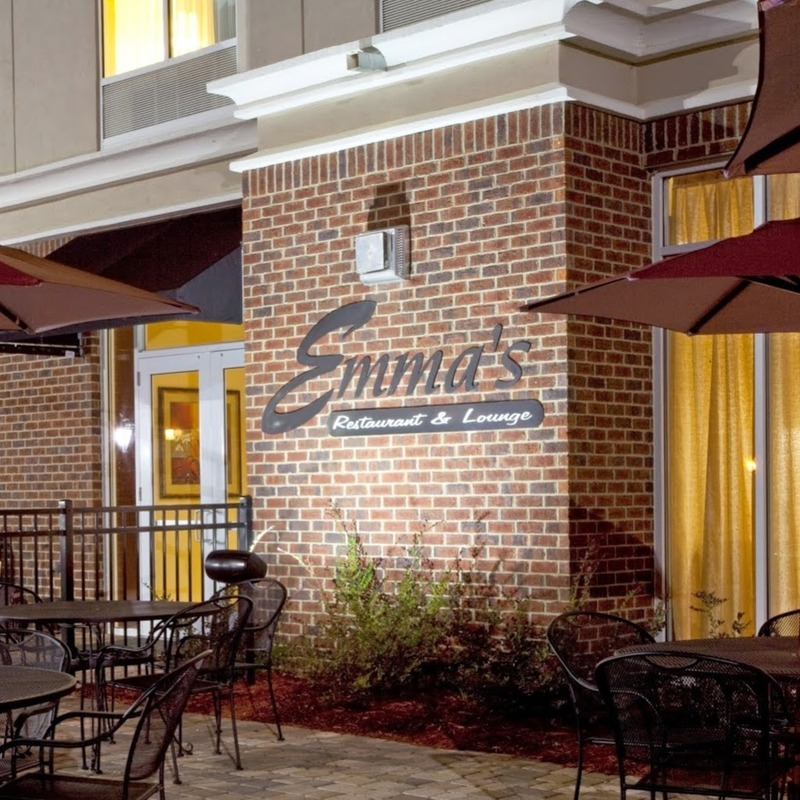 Emma's Restaurant & Lounge at the Holiday Inn-Statesboro
