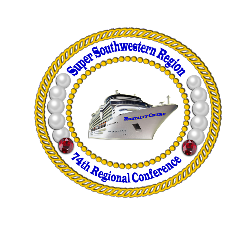 The Super Southwestern Region is ready to embark on a Rhoyalty Cruise to Oklahoma City, Oklahoma. We welcome you to the 74th Super Southwestern Regional Conference of Sigma Gamma Rho Sorority, Inc. March 26-29, 2015 at the Sheraton Hotel & Resort, 1 North Broadway Avenue in Oklahoma City, OK 73102.  The Super Southwestern Regional Conference will start on Thursday with a Welcome Reception, T.O.R.C.H. training, Casino Trip and a Step/Strholl Clinic. Throughout the conference, there will be several photo opps so get your attire ready! Friday is UNDERGRADUATE DAY so EMBRACE your GOLD with a Fancy Hat and Saturday is Royal Blue Day. The Step Show has a NEW Twist this year.  United Airlines and Amtrak will provide discounts for travel. Details are listed in the brochure. Please plan accordingly with your travel arrangements so you won't miss out.   On behalf of the Southwestern Region Board of Directors and the Oklahoma Chapters, we invite you to enjoy Oklahoma City at our 74th Southwestern Regional Conference.   See you in Oklahoma!