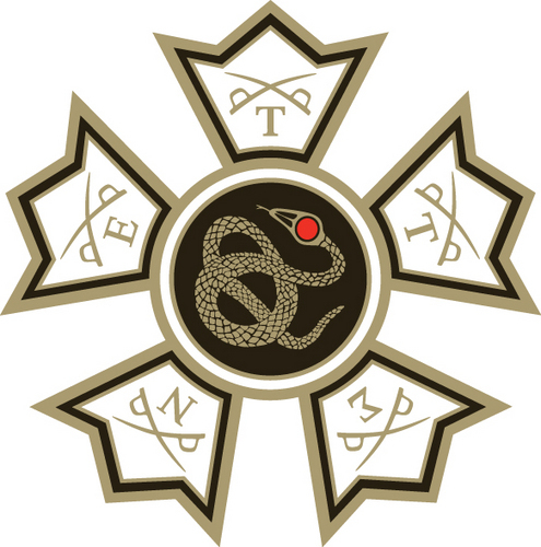 Sigma Nu Fraternity Badge