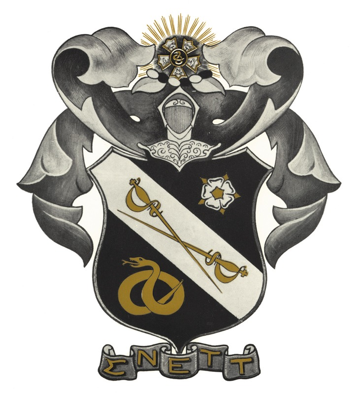 Sigma Nu Fraternity Coat of Arms