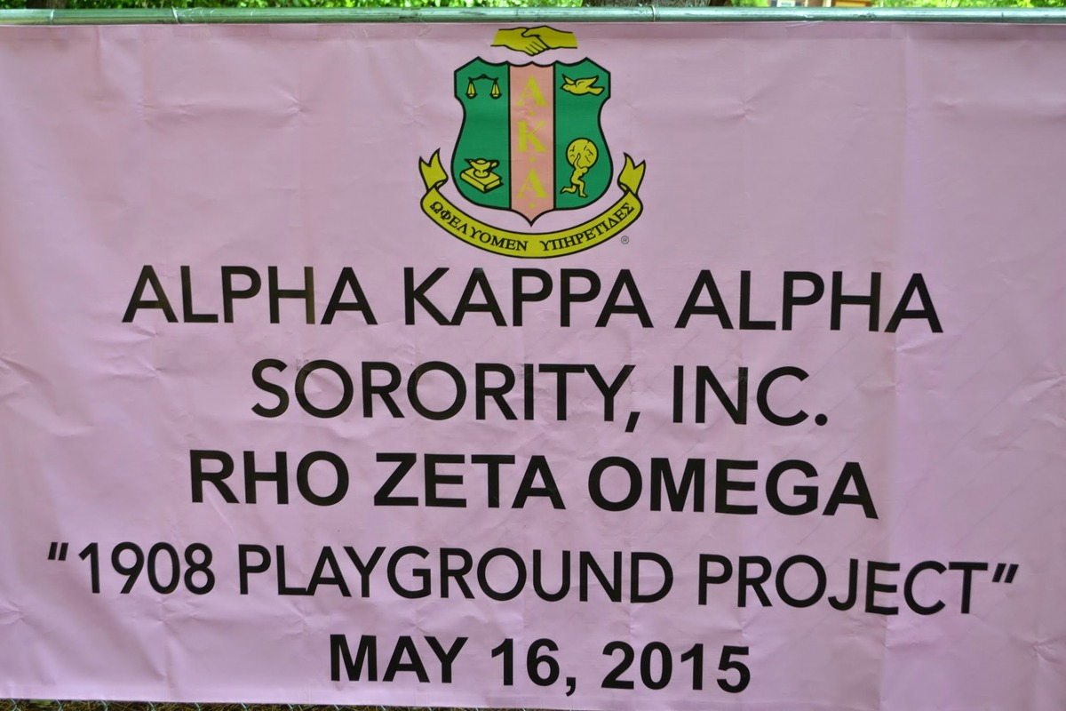 Alpha Kappa Alpha Sorority, Inc. - Rho Zeta Omega