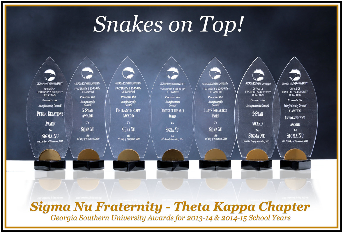Snakes on Top!