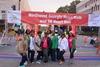 Rho Zeta Omega Heart Walk Volunteers 10.24.2015