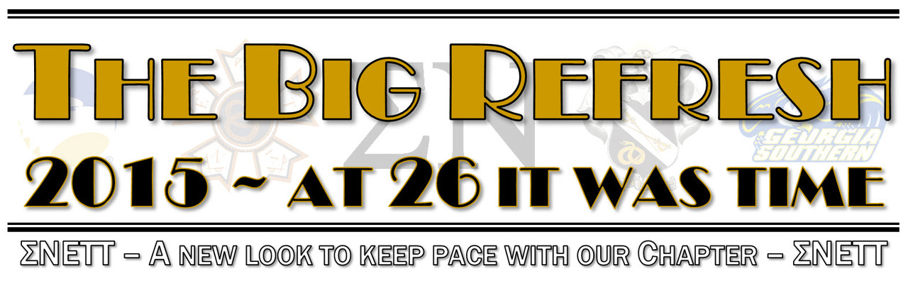 The Big Refresh at 26 in 2015