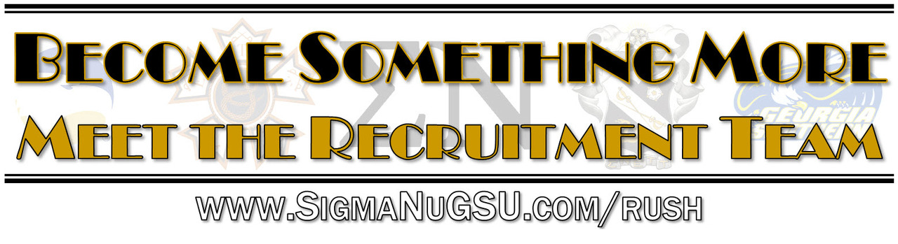Become Something More - Meet the ΣΝ Recruitment Team