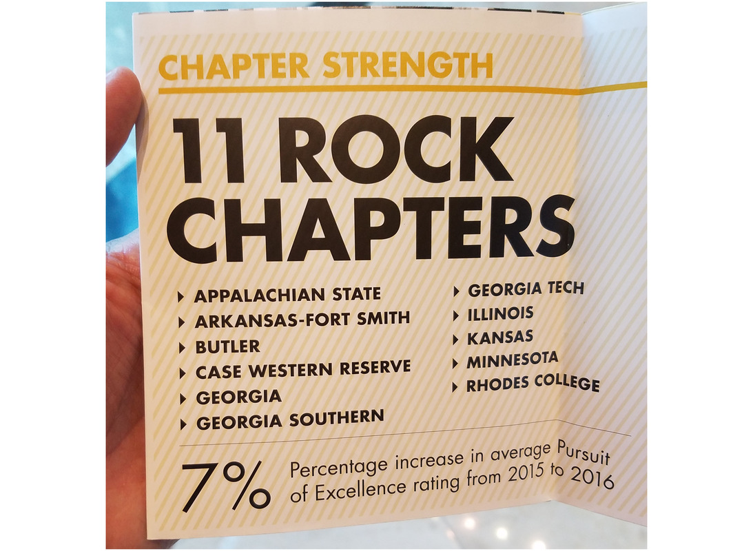 3 Georgia Chapters are Sigma Nu Rock Chapters