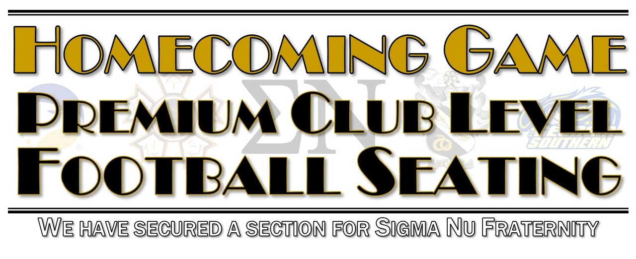 Homecoming 2017 Football Seating