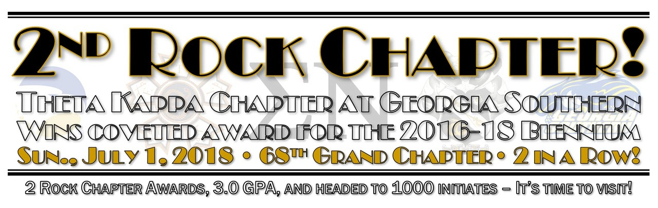 Sigma Nu Rock Chapter 2018