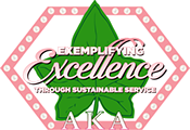 Program Theme is named Exemplifying Excellence Through Sustainable Service.