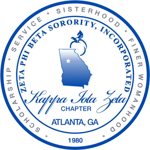 Chapter Meetings are held at the Sigma Zeta Foundation.  Location: 2526 Delowe Dr. East Point, Ga. 30344  Please feel free to come early and fellowship with the sorors.