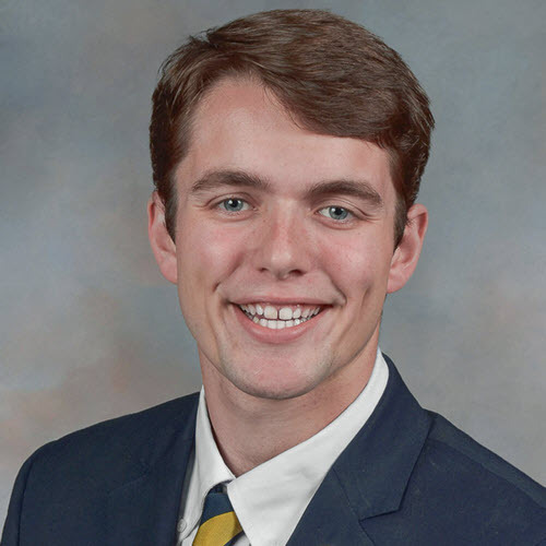 Brady Kelly, Sigma Nu Recruitment Officer