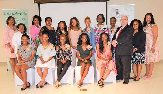 June_2019_scholarship_recipients_with_school_board_member.jpg