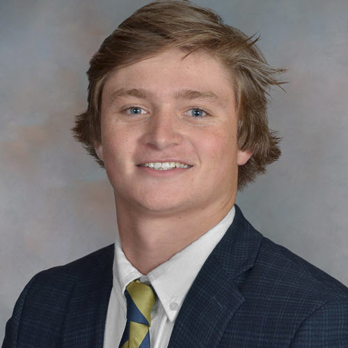 Jack Oldham, Sigma Nu Recruitment Officer